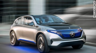 luxury electrification mercedes benz eq
