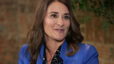 Melinda Gates: Tax the rich to pay for services