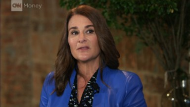Melinda Gates: 'Sad' and 'outraged' at Google engineer memo