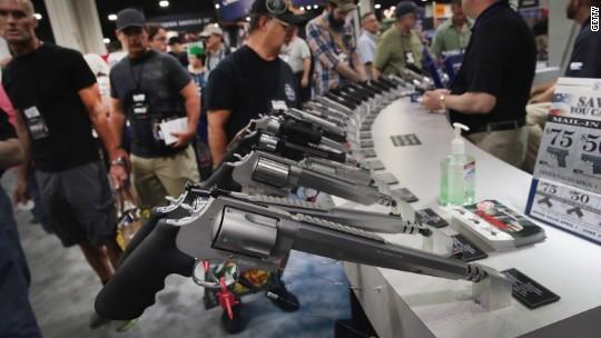 Sturm Ruger shares spike over Trump's gun plans