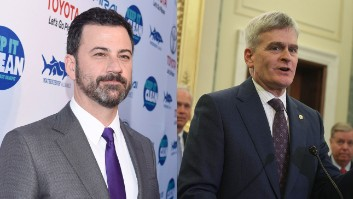 Jimmy Kimmel takes on new health care bill, says Sen. Cassidy lied 'right to my face'