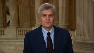 Sen. Cassidy defends health bill amid backlash