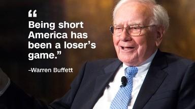 Warren Buffett: Dow will hit 1 million in 100 years