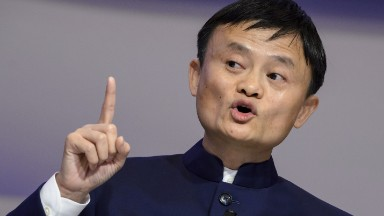 Jack Ma: 'It's not made in China, it's made on the internet'