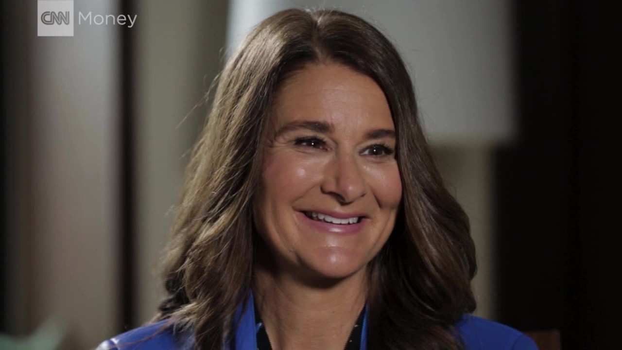 Melinda gates tells cnn s poppy harlow if the u s doesn t keep up foreign aid all this progress the world has made of lifting people out of poverty