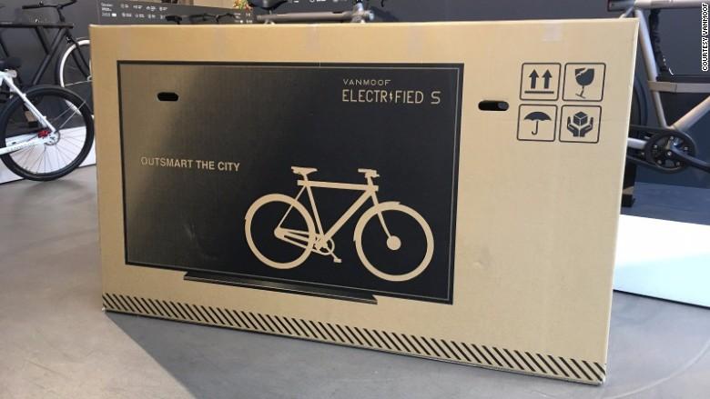 vanmoof bike box