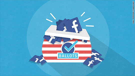 Facebook could be weapon in 2018 election