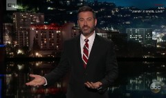 Kimmel 'more accurate' than GOP on health bill