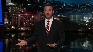 Jimmy Kimmel fires back at Sen. Cassidy