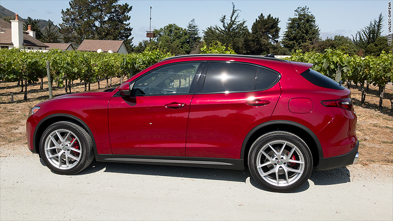 Alfa Romeo spices up the family SUV