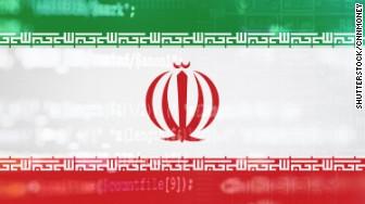 iran cyber group