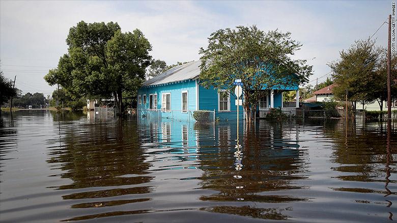 hurricane harvey flood insurance