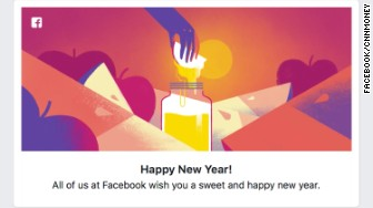 facebook jewish new year
