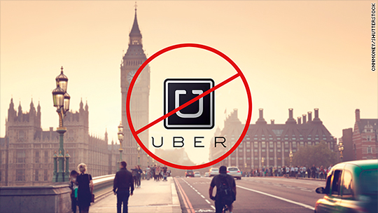 London won't renew Uber's license