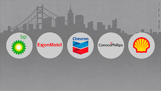 California cities want Big Oil to pay for costs of climate change