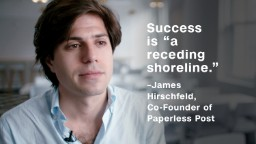 How these innovators define success