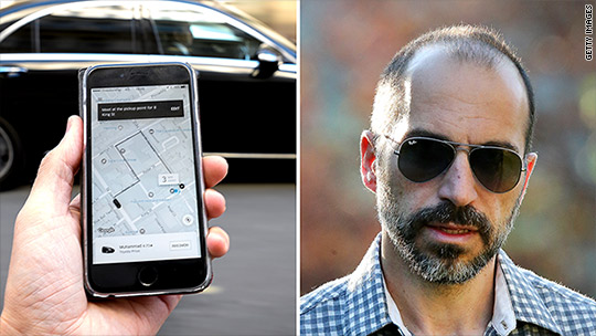 Uber CEO apologizes to Londoners