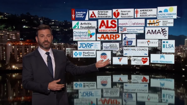 Did Jimmy Kimmel kill the health care bill?