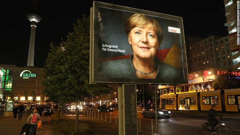 German election; More NAFTA and Brexit talks; Tax reform