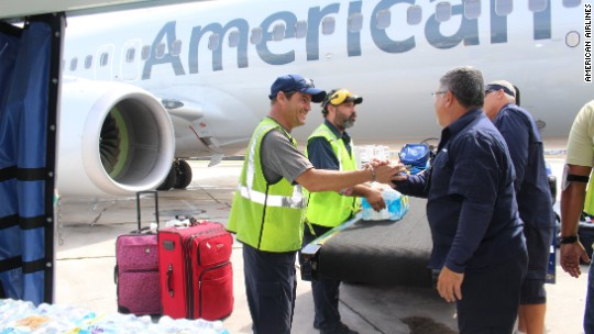 Airlines are still struggling to get into Puerto Rico