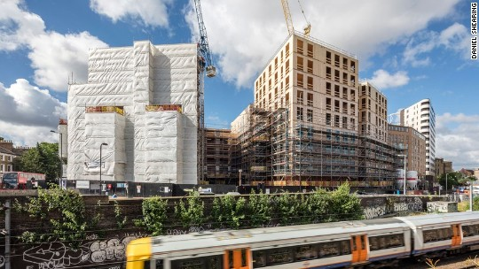 Fighting climate change with timber high-rises