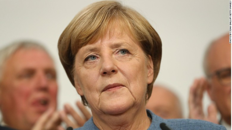 angela merkel election