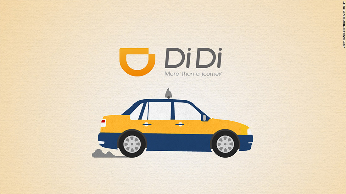Uber's big Chinese rival Didi is pumping money into Brazil