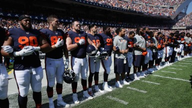 What to expect this weekend from networks and the NFL's national anthem