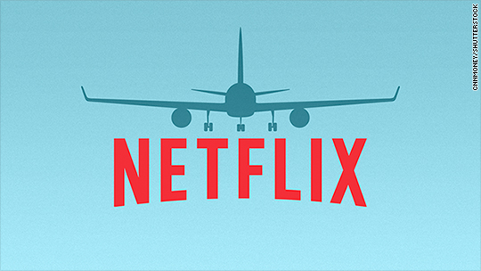 In-flight Netflix coming to more airlines in 2018