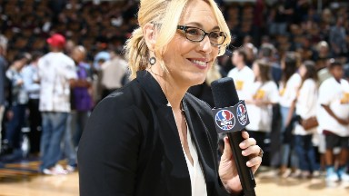 Doris Burke will be the first female full-time national NBA game analyst