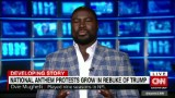 #BendTheKnee: Former NFL player Ovie Mughelli speaks out