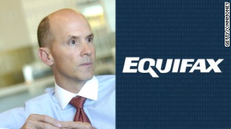 equifax ceo out