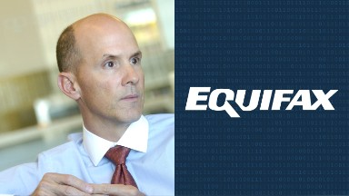Equifax CEO Richard Smith is out after stunning data breach
