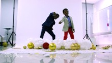 Nigerian kids' clothes, inspired by Gap