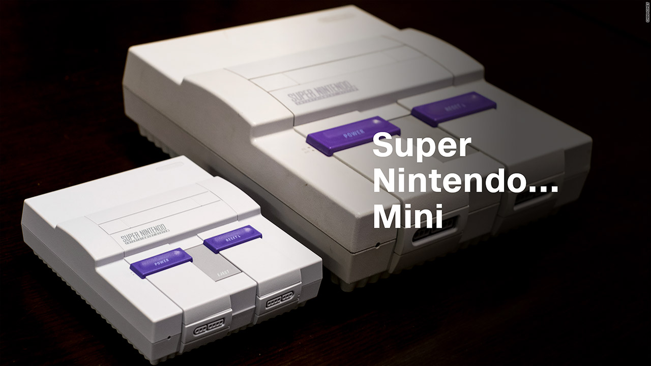 hands on with the super nintendo classic edition rss channel howldb. Black Bedroom Furniture Sets. Home Design Ideas