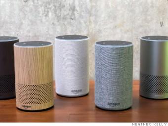 Amazon Echo designs