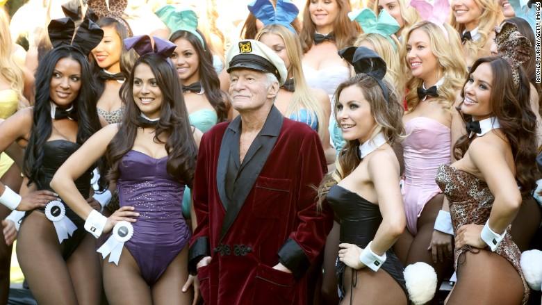 Hugh Hefner Nude! - Celebslam