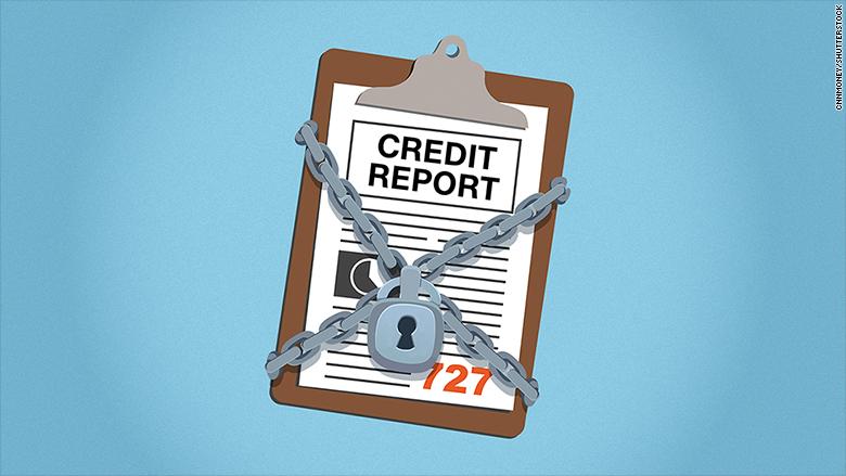 credit lock