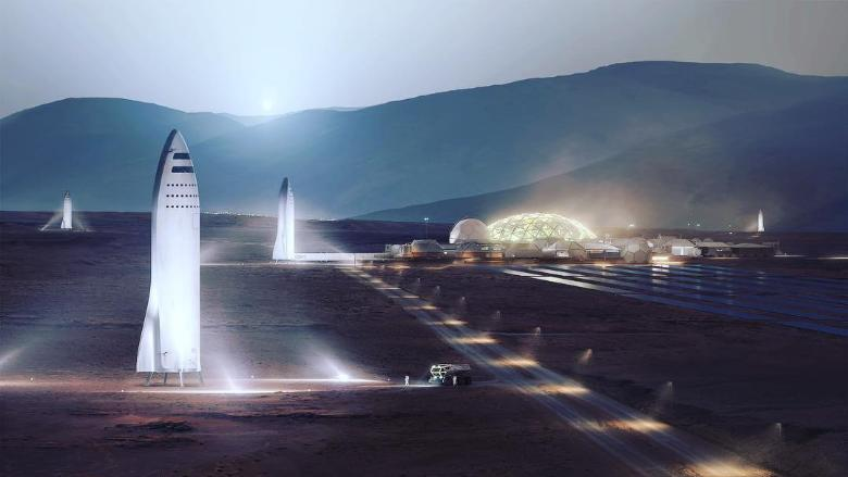 SpaceX to build Mars rocket at the Port of Los Angeles