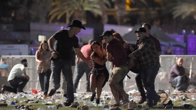 'Beyond horrific.' Country music world stunned by Las Vegas shooting