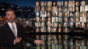 Jimmy Kimmel gets emotional after shooting in his hometown Las Vegas