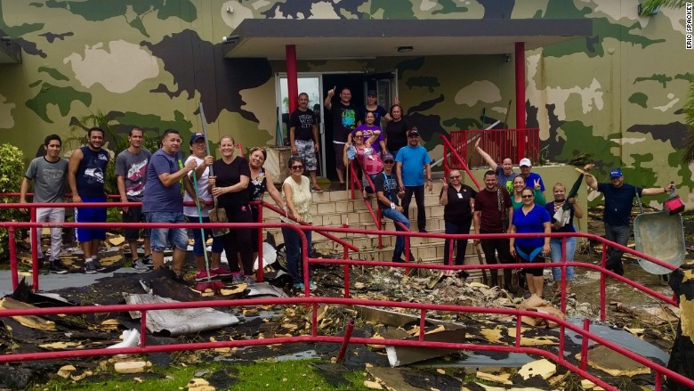 Bluewater Defense cleanup