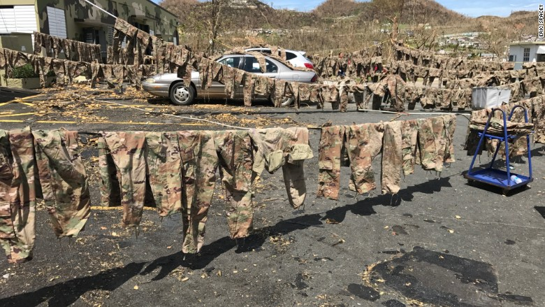 bluewater defense army pants drying