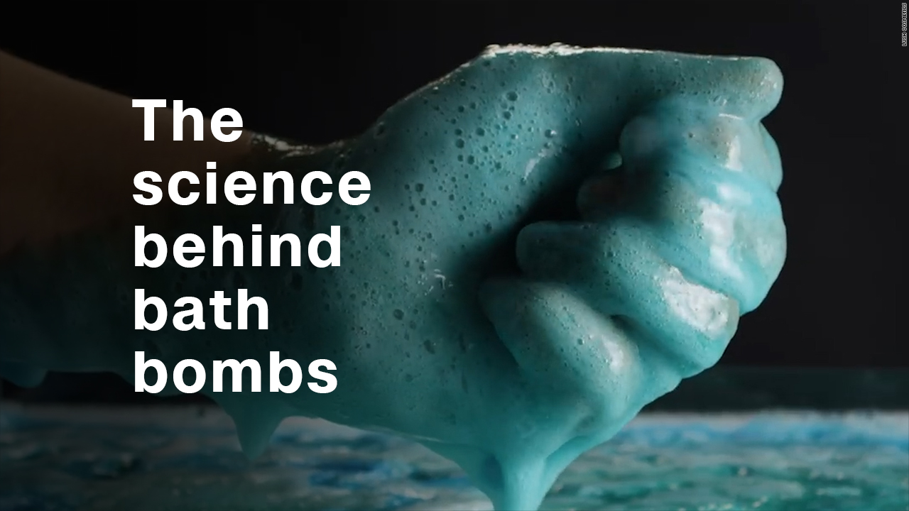 chemistry of bath bombs The chemistry of bath bombs the chemistry of bazooka bubble gum the chemistry of biological camouflage the chemistry of lotion the chemistry of love.