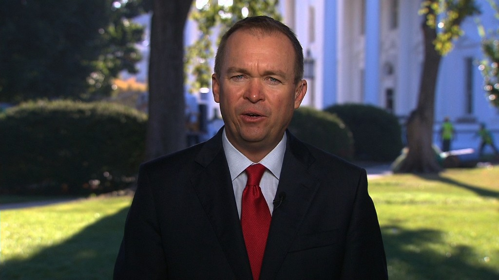 Mulvaney: Puerto Rico has to solve debt problem