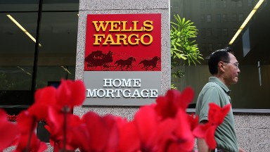 Wells Fargo accused of preying on black and Latino homebuyers in California
