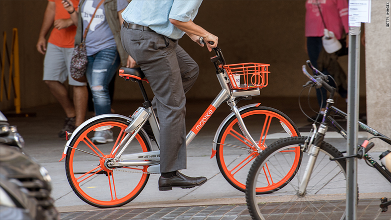 mobike washington dc 3