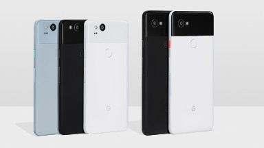 Google unveils Pixel 2