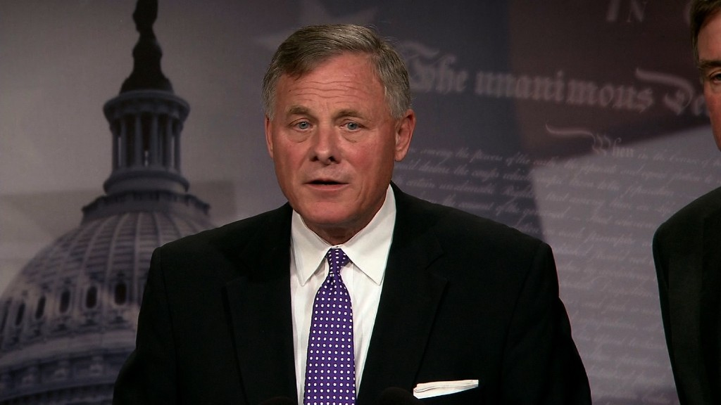 Senate Intel chair: We won't release Facebook ads