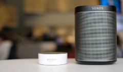 Alexa comes to Sonos speakers